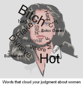 Sexist Word Cloud